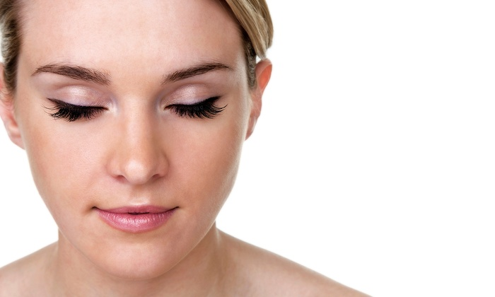 Darla at The Getaway Spa  - The Getaway Spa: Permanent Makeup on the Brows, Upper or Lower Eyelids, or Both Eyelids from Darla at The Getaway Spa (62% Off)