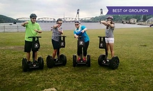 All American Segway Tours: Segway Tour from All American Segway Tours (Up to 56% Off). Four Options Available.