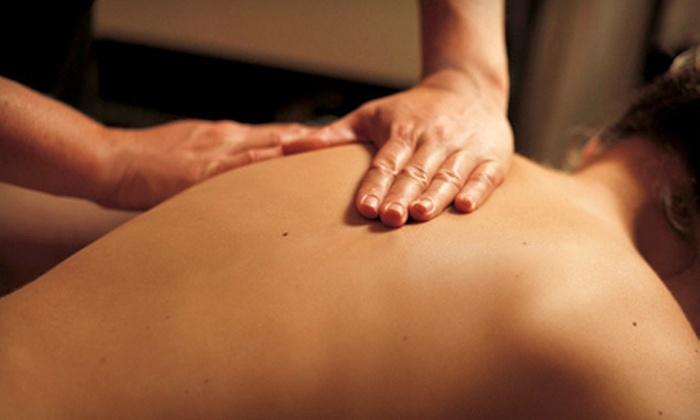 Ancient Arts Healing Center - Hamilton: $29 for a 60-Minute Pumpkin-Spice Massage at Ancient Arts Healing Center ($60 Value)