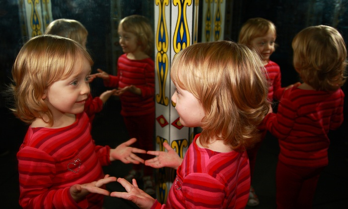The Amazing Mirror Maze - Downtown: Admission for Two or Four to Ultimate Mirror Maze Challenge and The Vault Laser Maze Challenge (Up to 38% Off)