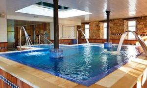 Balneario de Corconte : Circuito spa con opción a 1, 2 o 3 noches en el hotel y media pensión desde 24,90 € en Balneario de Corconte