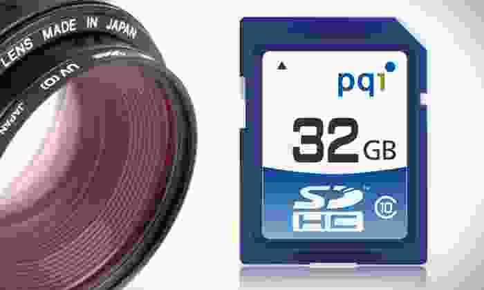 32GB SDHC Class-10 Flash Memory Card: 32GB SDHC Class-10 Flash Memory Card