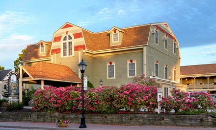 Stay at King's Port Inn in Kennebunk, ME, with Dates into May