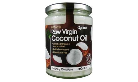 huile de noix de coco vierge biologique pour les cheveux ou la peau 500ml france deals coupons. Black Bedroom Furniture Sets. Home Design Ideas
