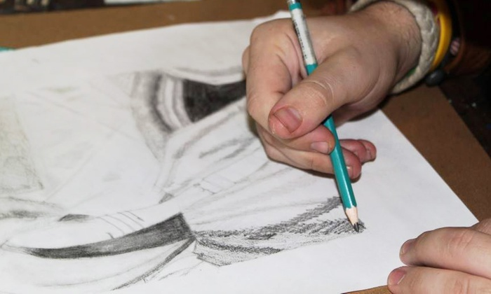 Pastimes for a Lifetime - Valley Glen: $55 forFive Drawing Classes with Project Booklet at Pastimes for a Lifetime ($110 Value)
