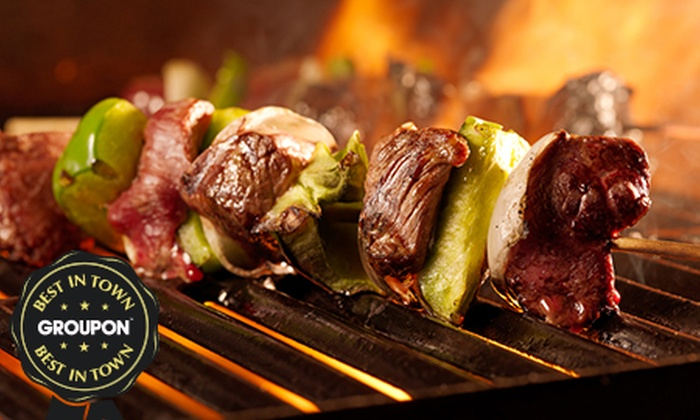 Rodizio Rico Islington - Rodizio Rico Islington: Brazilian BBQ With Cocktail for £18 at Rodizio Rico (Up to 42% Off)
