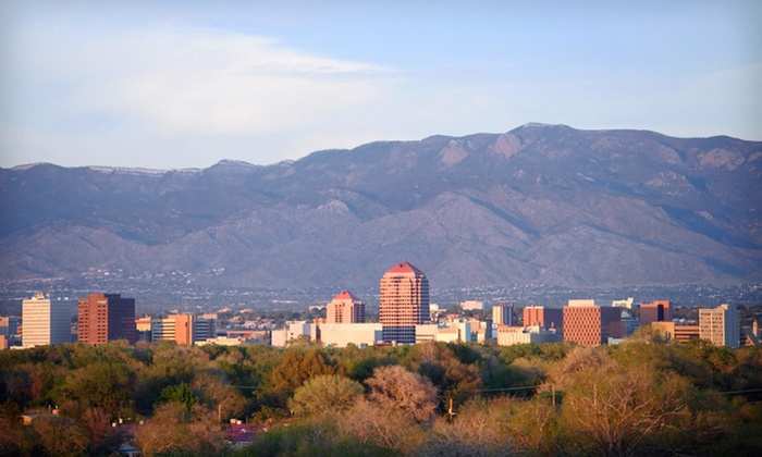 Ramada Albuquerque Hotel - Albuquerque: One- or Two-Night Stay at Ramada Albuquerque Hotel in Albuquerque, NM