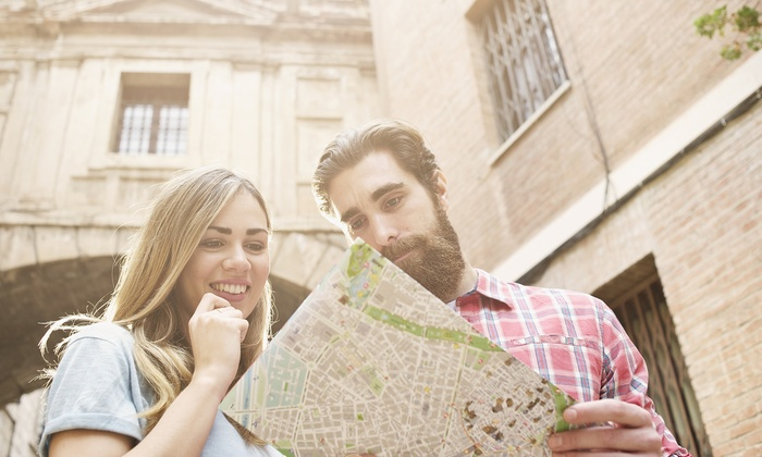 Great Puzzle Pursuit - Indianapolis - Indianapolis: Scavenger Hunt for One, Two, or Four People from Great Puzzle Pursuit (Up to 55% Off)
