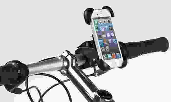 Universal Smart Phone Bike Mount: Universal Smart Phone Bike Mount