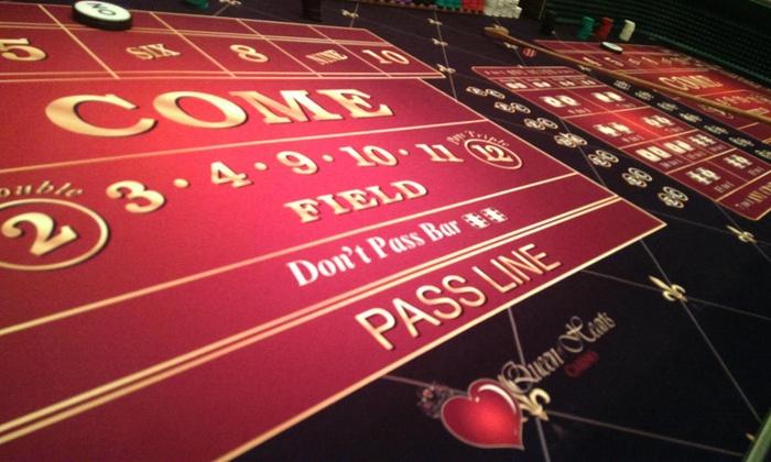 Queen of Hearts Casino Parties - Phoenix: $175 for $390 Worth of Event Planning — Queen of Hearts Casino Parties, LLC