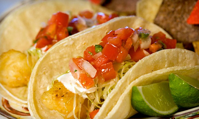 Hot Tamale Cafe - Salisbury: $10 for $20 Worth of Mexican Fare at Hot Tamale Cafe in Midlothian