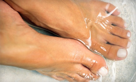 1 Ion-Therapy Detox Footbath (a $40 value) - Dr. Jeffrey Soley in Westfield