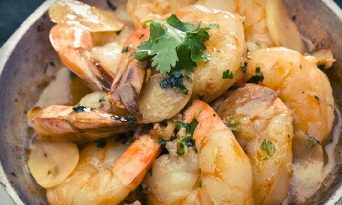 Campino Mercado - North Ironbound: $45 Worth of Portuguese Cuisine