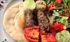 Fyza's Alwadi Mediterranean Sandwiches - Houston: Mediterranean Dinner for Two or Four at Fyza's Alwadi Mediterranean Sandwiches