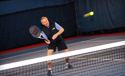90 Minutes of Tennis Court Time (a $60 value) - Fore Court Racquet & Fitness Club  in Cumberland