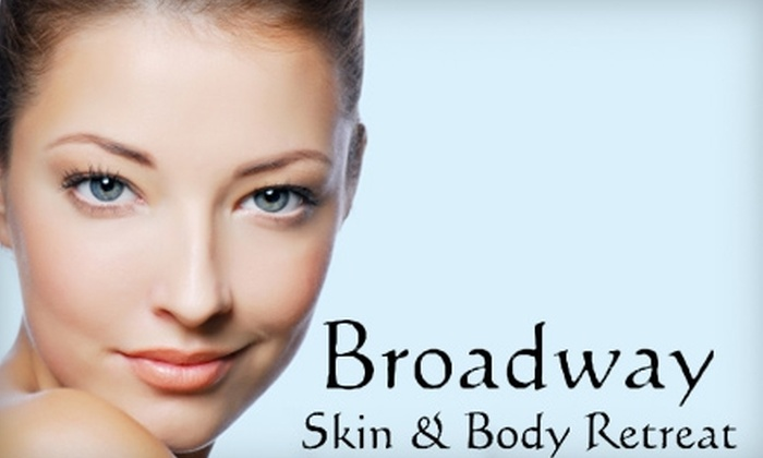 Broadway Skin & Body Retreat - Huning Highland Historic District: $35 for an Advanced Skin-Care Treatment at Broadway Skin & Body Retreat (Up to $85 Value)