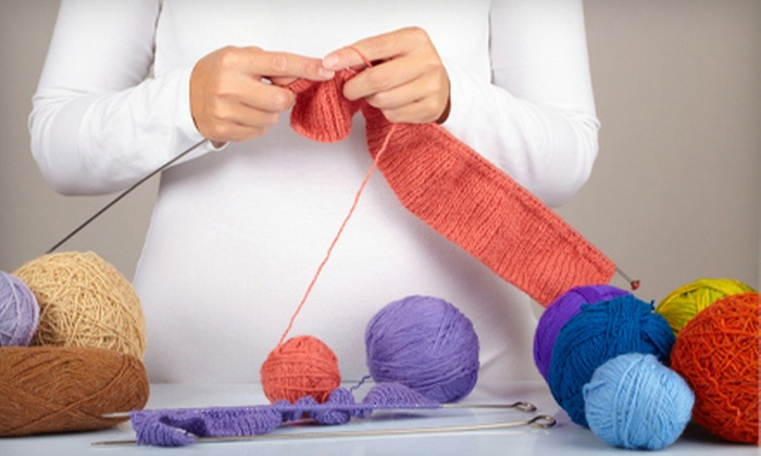 Modern Yarn - Montclair: Knitting and Crochet Classes at Modern Yarn in Montclair. Two Options Available.