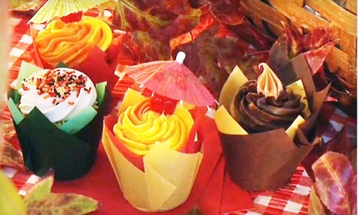 Starz Cupcakes - Capitola: $5 for $10 Worth of Cupcakes at Starz Cupcakes in Capitola