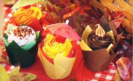 $10 Groupon to Starz Cupcakes - Starz Cupcakes in Capitola