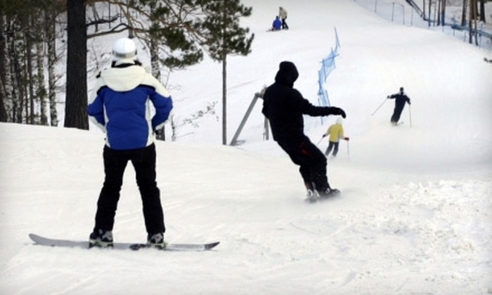 Northern Edge Snowsports - Dalton: $13 for Ski or Snowboard Tune-Up at Northern Edge Snowsports in Muskegon (Up to $30 Value)