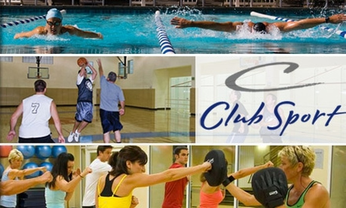 ClubSport - Baylands: $29 for 29 Visits to ClubSport Fremont ($580 Value)