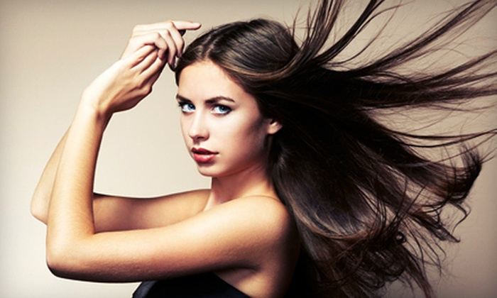 Bellisima Salon & Spa - Macomb: Facial, Haircut Package with Highlights, or Keratin Treatment at Bellisima Salon & Spa in Shelby Township (Up to 67% Off)