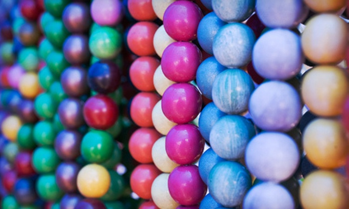 Bead + Fiber - South End: $20 for $40 Worth of Craft Classes at Bead + Fiber