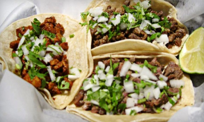 Taco Beach - Medley: $15 for $30 Worth of Mexican Fare at Taco Beach in Doral