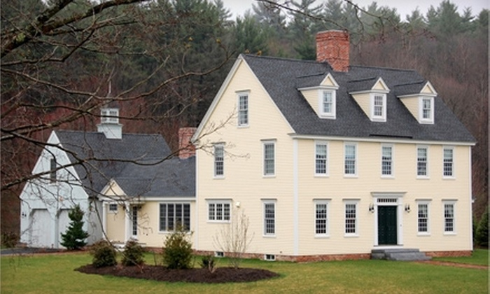 Classic Colonial Homes, Inc. - Boston: $399 for an Architecture Base Plan from Classic Colonial Homes, Inc. (Up to $5,300 Value)