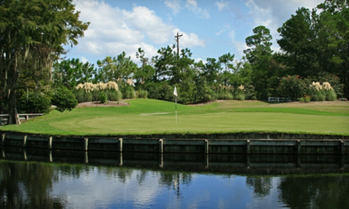 Legend Oaks Golf Club - Charleston: $55 for a Golf Outing for Two at Legend Oaks Golf Club in Summerville (Up to $118 Value)