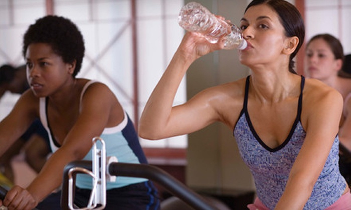 Lady of America - Multiple Locations: $20 for 20 Spin Classes at Lady of America ($220 Value)
