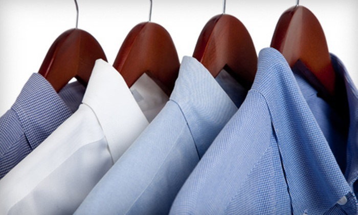 Code 3 Cleaners - Stockton: Dry-Cleaning and Laundry Services at Code 3 Cleaners (Up to 55% Off). Two Options Available.