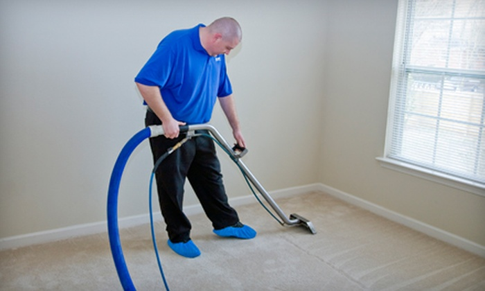 KolorKist Carpet Cleaning - San Antonio: Steam Carpet Cleaning or Tile and Grout Cleaning from KolorKist Carpet Cleaning (Up to $149 Value)