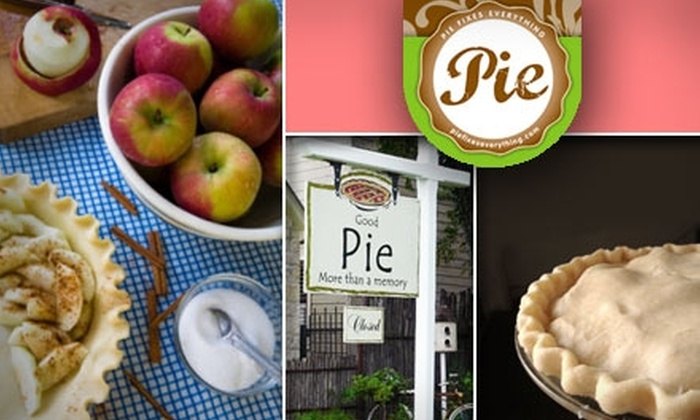 Pie Fixes Everything - Upper Boggy Creek:  $17 for One Sweet and One Savory Pie from Pie Fixes Everything ($34 Value)