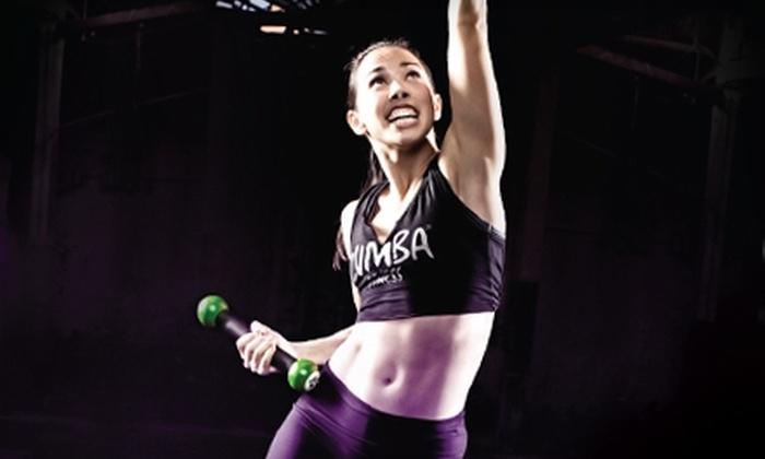 Katherine McClure Fitness - Multiple Locations: 4 Zumba Toning Classes or 10 Zumba Toning Classes from Katherine McClure Fitness in Prairie City