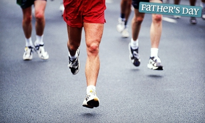The Runners' Den - Port Moody: $25 for $50 Worth of Running Shoes and Accessories at The Runners' Den in Port Moody