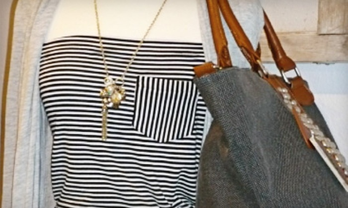 With Amelie - Enterprise: $20 for $40 Worth of Bohemian Apparel and Accessories at With Amelie