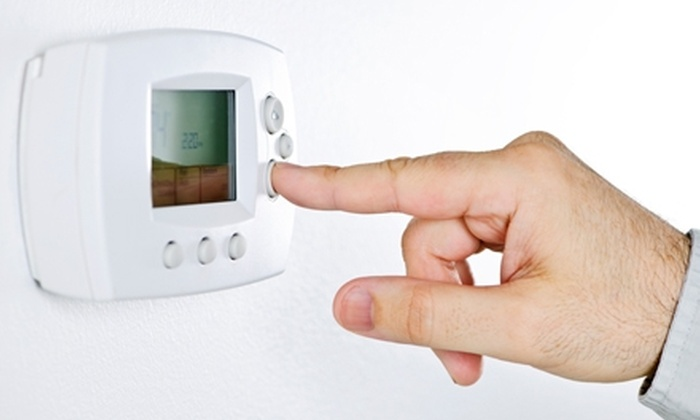 Top Notch Heating, Cooling, & Plumbing - Lenexa: $65 for an Air-Conditioner Tune-Up from Top Notch Heating, Cooling, & Plumbing ($130 Value)