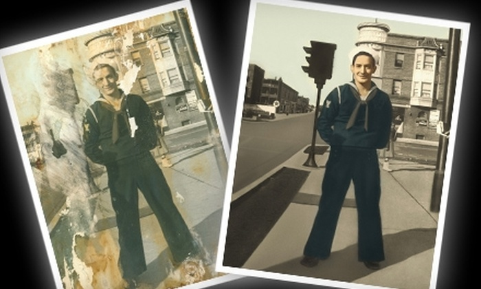 MWD Photography - Elmhurst: $89 for $270 Worth of Photo Restoration at MWD Photography in Elmhurst
