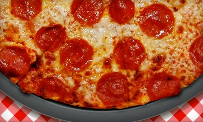 Smack Daddy Pizza - Denver: $8 for $20 Worth of Pizza and More from Smack Daddy Pizza in Longmont