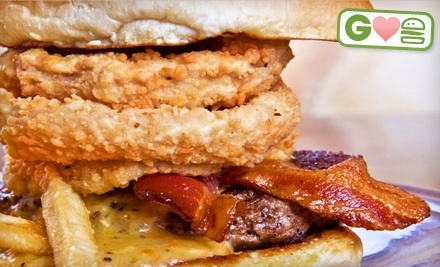 Square One Burgers & Bar at 3701 N Henderson Blvd. in Tampa: $16 Groupon  - Square One Burgers & Bar in Tampa