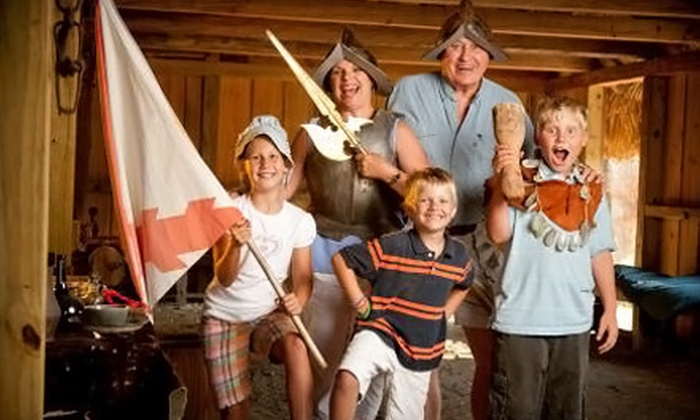 Old Florida Museum - St. Augustine: $15 for an Old Florida Museum Outing for Up to Five in St. Augustine (Up to $55 Value)