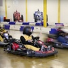 Four-Ride Go-Kart Package. Additional Option Available.