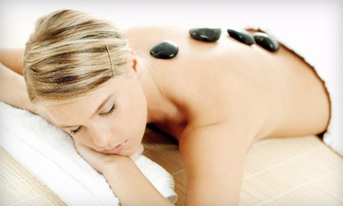 Lighthouse Massage Center - Old Town: One-Hour Ashiatsu, Hot-Stone, or Slenderizing Detox Massage at Lighthouse Massage Center