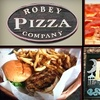 60% Off at Riverview Tavern or Robey Pizza