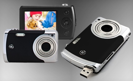 Groupon Goods - GE Digital Camera Designed by Jason Wu in