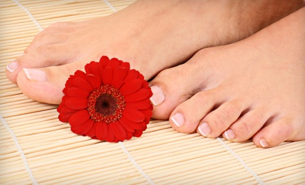 A Classic Pedicure (a $20 value) - Sophia's Nails in Cottonwood Heights
