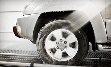 Shrewsbury Car Wash: 2 Super Full-Service Washes - Shrewsbury Car Wash in Shrewsbury