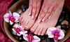 OLD - Final Touch Nails and Spa - Dove Meadows: $35 for Signature Herbal Mani-Pedi at Final Touch Nails & Spa in Spring ($70 Value)