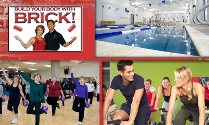 Brick Bodies - Multiple Locations: $19 for 20 Classes at Brick Bodies and Lynne Brick's, Less Than $1 a Class